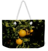 Fresh Oranges Weekender Tote Bag