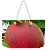 Fresh Peach Weekender Tote Bag