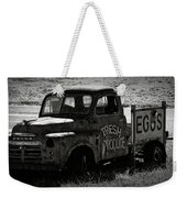 Fresh Produce Free Range Eggs Weekender Tote Bag