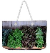 Fresh Produce Stand Weekender Tote Bag