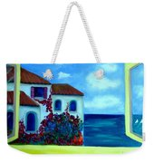 Fresh Sea Air Weekender Tote Bag