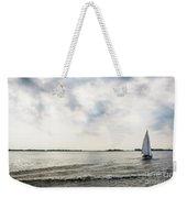 Fresh Spring Wind In The Sails Weekender Tote Bag