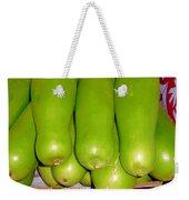 Fresh Vegetable Gourd Weekender Tote Bag
