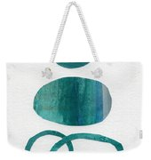 Fresh Water Weekender Tote Bag