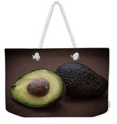Fresh Whole And Half Avocado Weekender Tote Bag