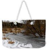 Freshly Frozen Weekender Tote Bag