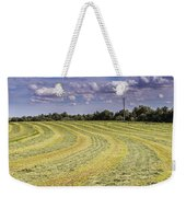 Freshly Mown Hay  Weekender Tote Bag