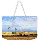 Fresno County Pastoral Weekender Tote Bag