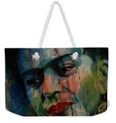 Frida Kahlo Colourful Icon  Weekender Tote Bag