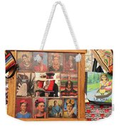 Frida Kahlo Display Picts Weekender Tote Bag