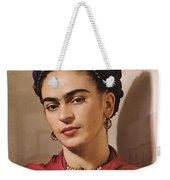 Frida Kahlo Live Weekender Tote Bag