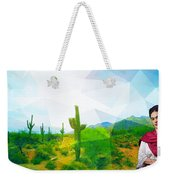 Frida Sonora Weekender Tote Bag by MB Dallocchio