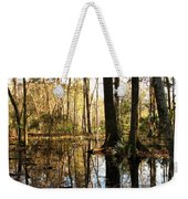 Friday Hill Reflections 1 Weekender Tote Bag