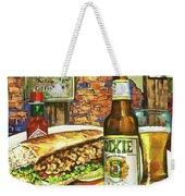 Friday Night Special Weekender Tote Bag