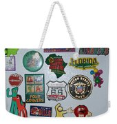 Fridge Magnets Weekender Tote Bag