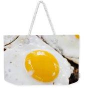 Fried Eggs Weekender Tote Bag
