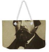 Friedrich Engels Weekender Tote Bag