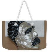Friedrich Nietzsche Weekender Tote Bag