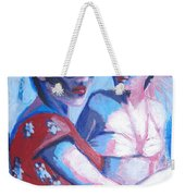 Friends - Girls On Holiday Weekender Tote Bag