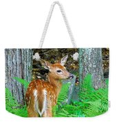 Friends Of The Forest  Weekender Tote Bag