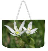 Friendship Flowers Weekender Tote Bag