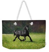Friesian Power Weekender Tote Bag