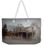 Frightening Lightning Weekender Tote Bag