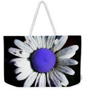 Fringe - Blue Flower Weekender Tote Bag