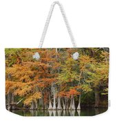 Frio River #5 2am-27571 Weekender Tote Bag