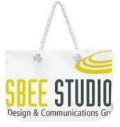 Frisbee Studios Weekender Tote Bag