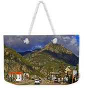 Frisco By The Mountain Weekender Tote Bag