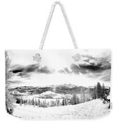 Frisco In The Snow Weekender Tote Bag