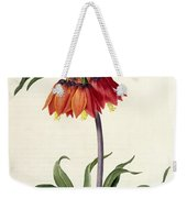 Fritillaria Imperialis Weekender Tote Bag