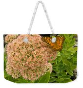 Fritillary On Flower Weekender Tote Bag