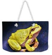 Frog - Id 16236-105000-7516 Weekender Tote Bag