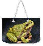 Frog - Id 16236-105016-7750 Weekender Tote Bag