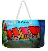 Frohe Ostern Weekender Tote Bag