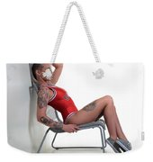 From A Distance ... Weekender Tote Bag