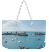 From Annettes Place Weekender Tote Bag