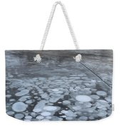 From Bubbles To Mountains Weekender Tote Bag