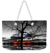 From Darkness Weekender Tote Bag