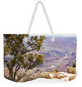 From Desert View Weekender Tote Bag