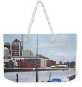 From Longboats To Pyramids Weekender Tote Bag