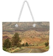 From Mitchell To Smith Rock  Weekender Tote Bag