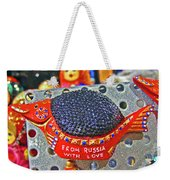 From Russia With Love. Weekender Tote Bag