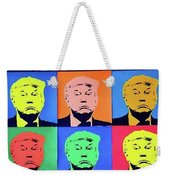 Trump From Russia With Love Weekender Tote Bag