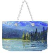 From Sparks Lake Weekender Tote Bag