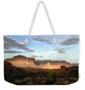 From Sunset Point 1 Weekender Tote Bag