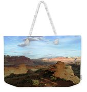 From Sunset Point 2 Weekender Tote Bag