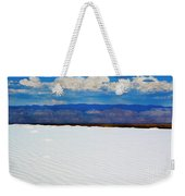 From The Basin Weekender Tote Bag
